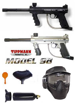 Paintball Plans